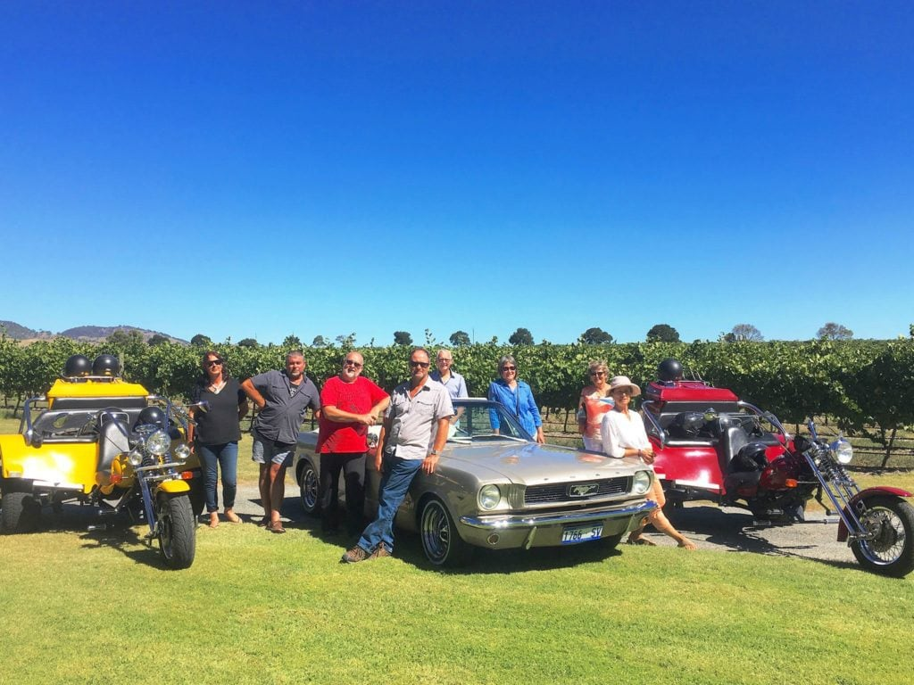 Barossa Car and Trike Tours