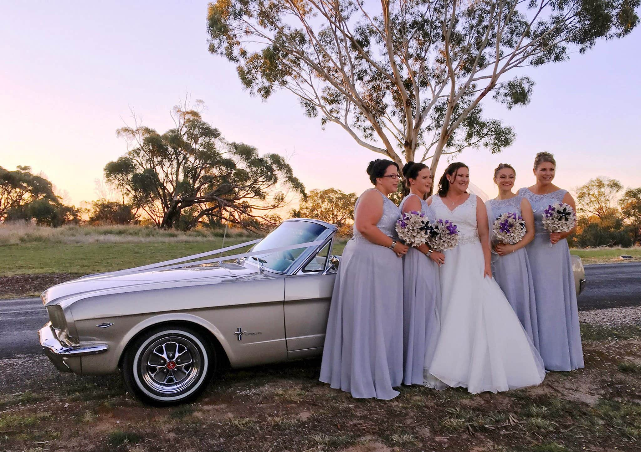 Barossa Car Hire for Weddings